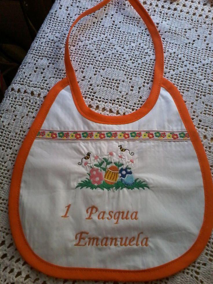 B avaglino di pasqua, by pezze pazze ricamabili, 5,00 € su misshobby.com