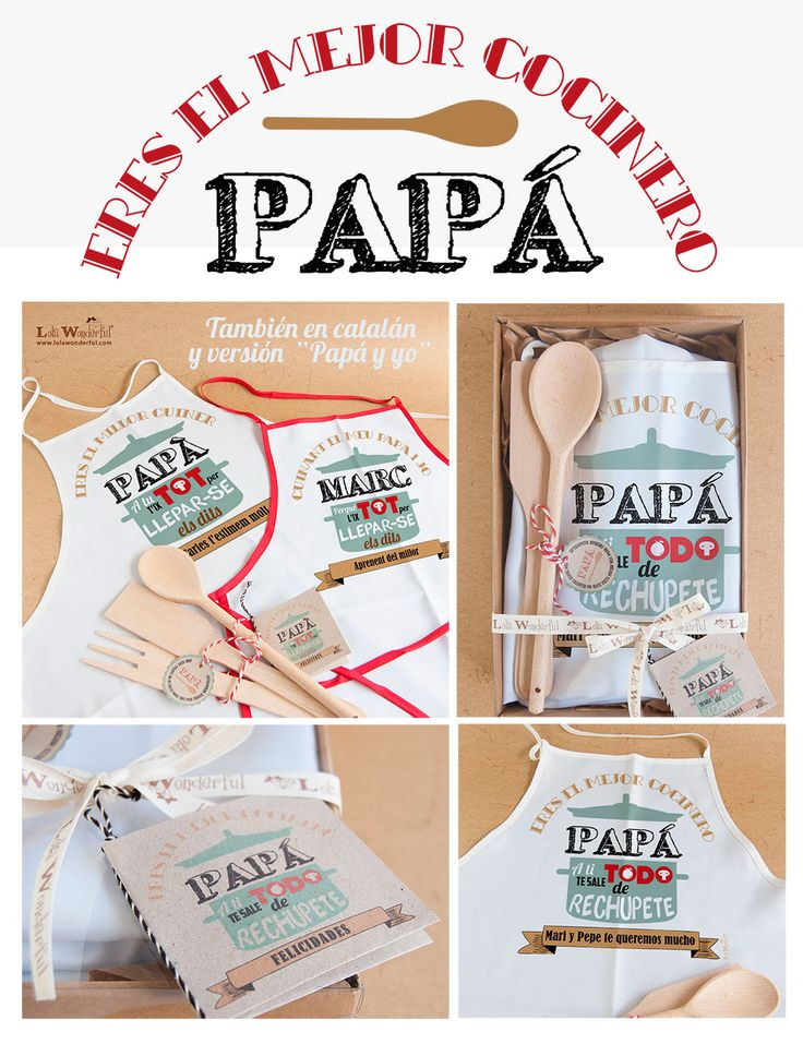 Lola Wonderful_Blog: Dia del padre 2015. Regalos personalizados