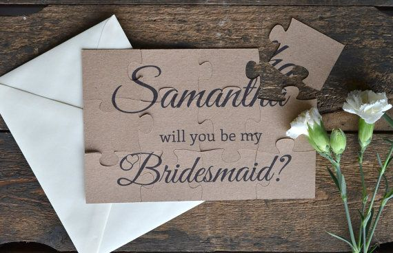 how to ask a bridesmaid to step down