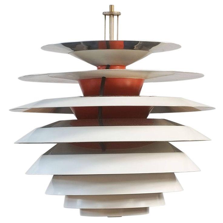 Poul Henningsen Contrast Light | 1stdibs