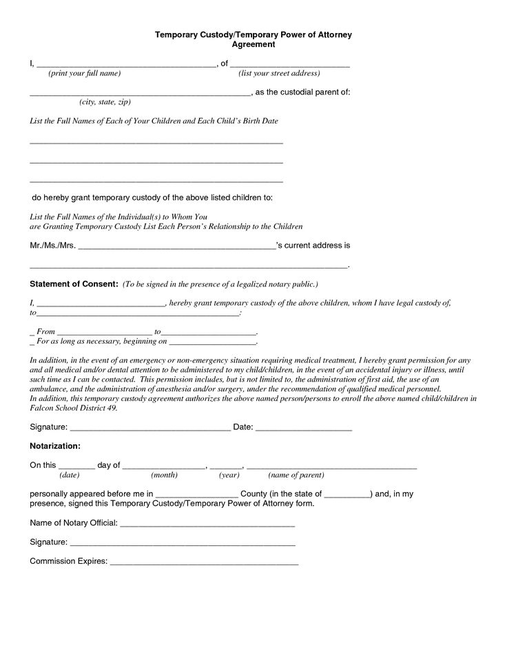 Impertinent image with free printable guardianship forms texas