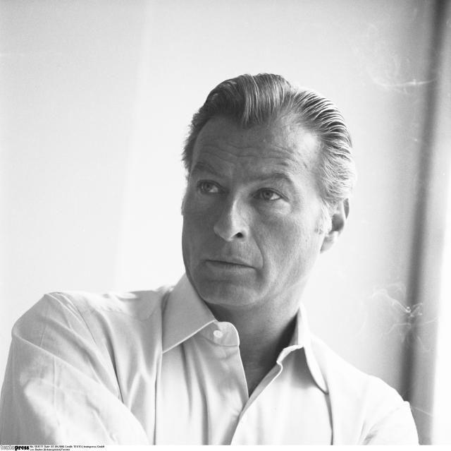 Am 11. April 1973 wurde Lex Barker in New York tot aufgefunden