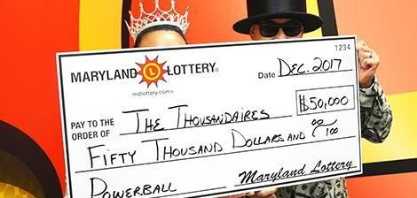Powerball ticket purchased on man's wedding day wins $50,000