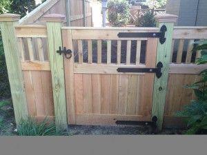 36 Best Fences Images On Pinterest Fences Picket Fences