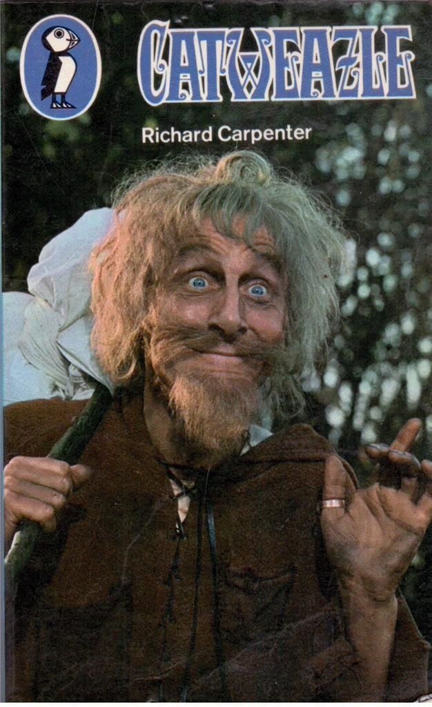 Catweazle BY Richard Carpenter S Hand - REMEMBER CATWEAZLE, a crazy wizard who featured in the 1970's TV show! - This is our retro book read of the week!  Available in our Children's Bookstore Second Hand copy $8.00 delivered!