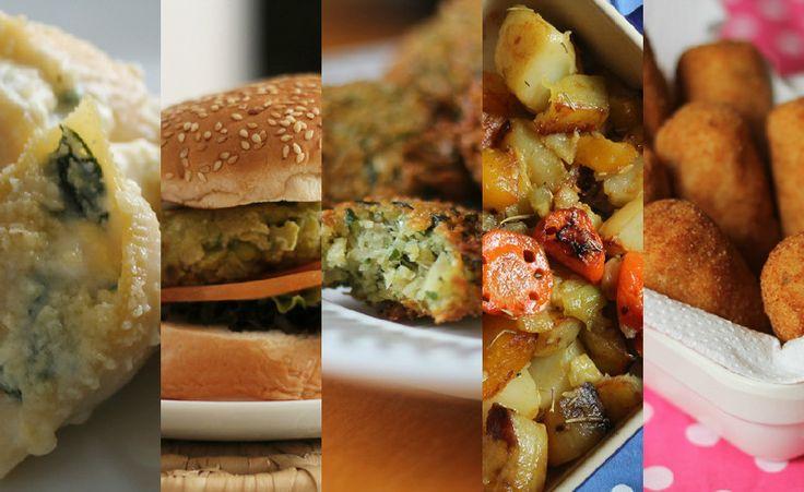 Receitas Vegetarianas. Mais em http://gordelicias.biz.