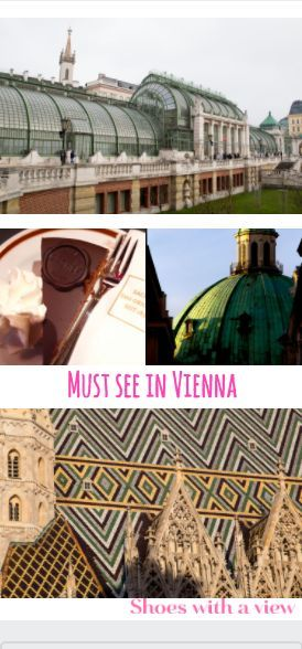 A list of must see places in Vienna for your bucket list| Your travel guide to start planning your trip right away| Best destinations in Austria.