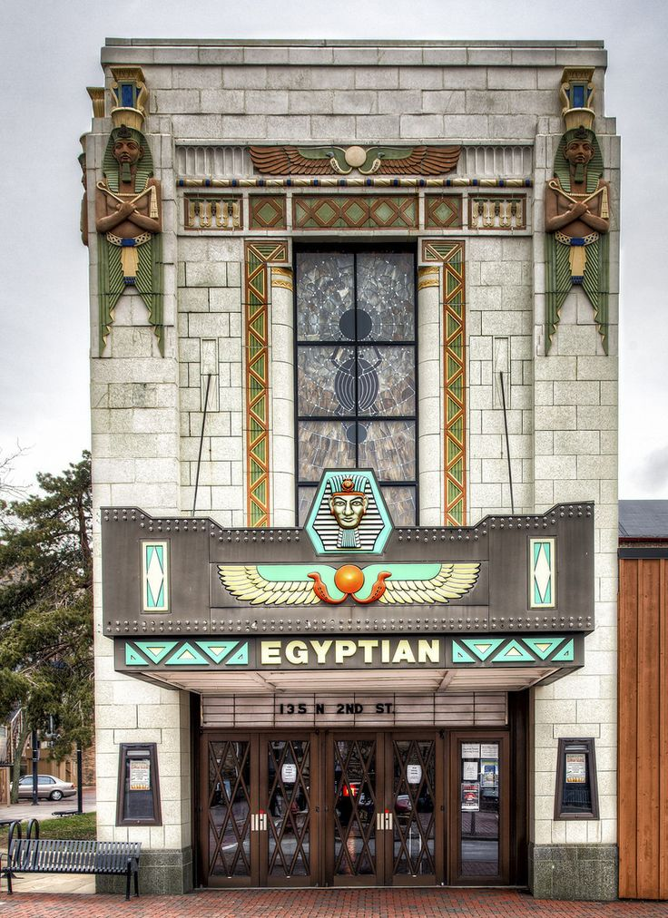 ART DECO ILLINOIS: A SHORT TOUR OF THE ARCHITECTURAL WONDERS FOUND ALL ACROSS THE PRAIRIE STATE