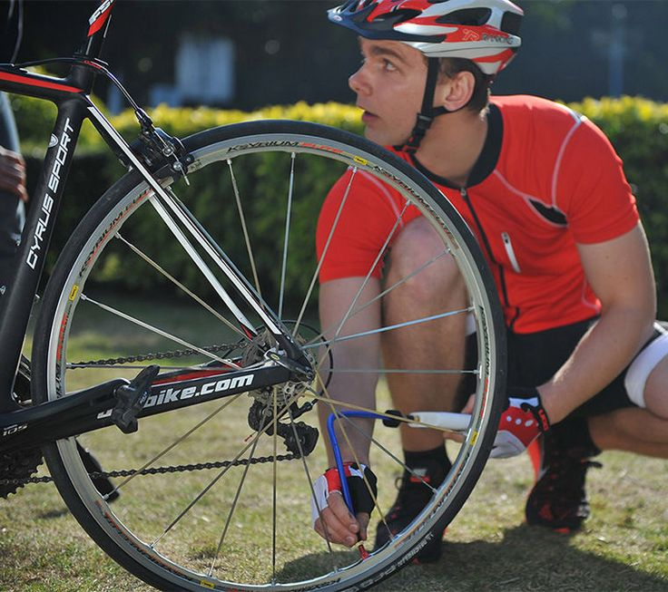 Luftpumpe Fahrrad Fahrradpumpe Pumpe Manometer Pump Bike Bicycle Air Tire Inflat