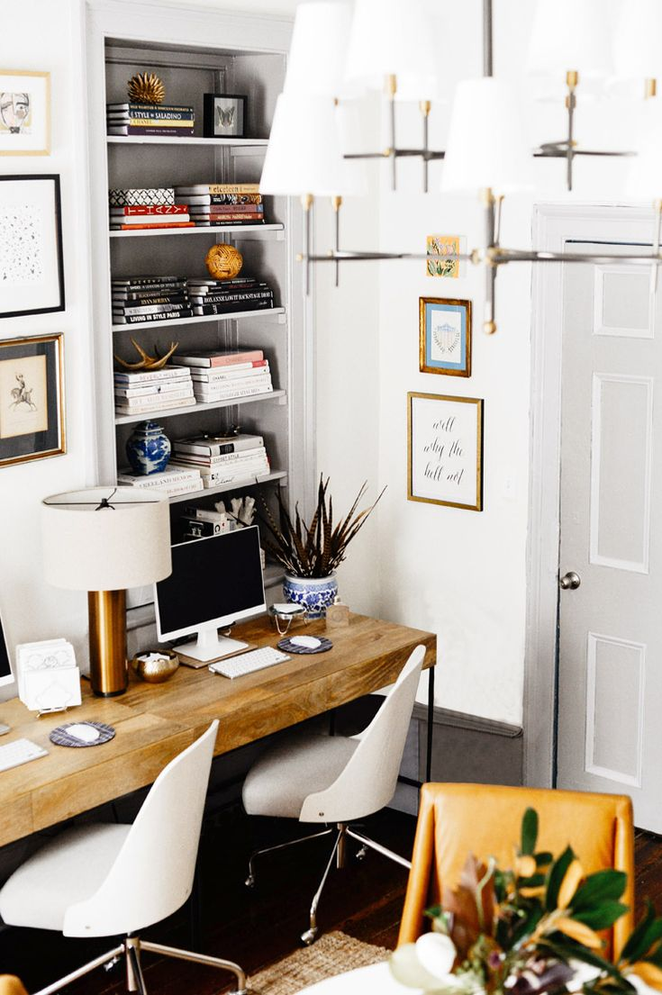 Before + After: A Charleston Office With Charm To Spare | west elm