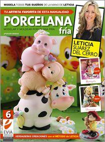 Modelar en PORCELANA FRIA Nº 06 - 2012
