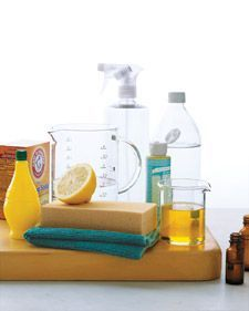 Natural cleaning: Green Clean, Households Cleaners, White Vinegar, Martha Stewart, Nature Cleaners, Clean Recipe, Nature Clean Products, Clean Supplies, Floors Cleaners