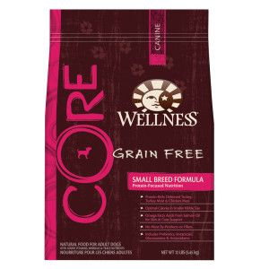 Wellness® Core Small Breed Adult Dog Food | Dry Food | PetSmart  high quality dog food