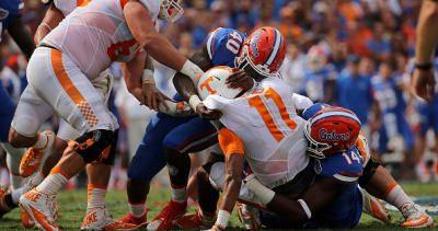 Florida AD Scott Stricklin: Location of Florida-Tennessee game will be assessed after Hurricane Irma