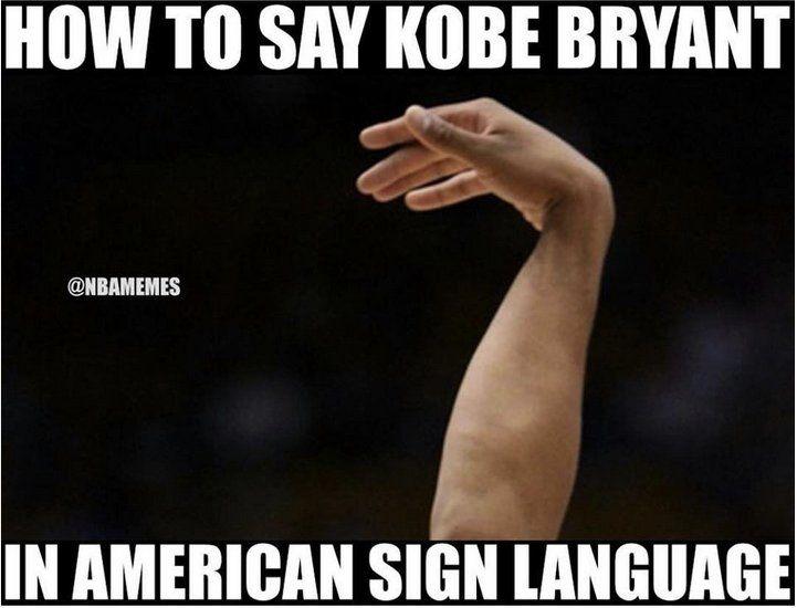 RT @NBAMemes: Wie sagt man Kobe. – nbafunnymeme.com / …   – cool stuff