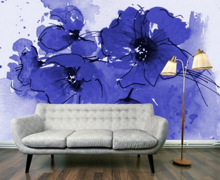рисунки на стенах квартиры - Поиск в Google