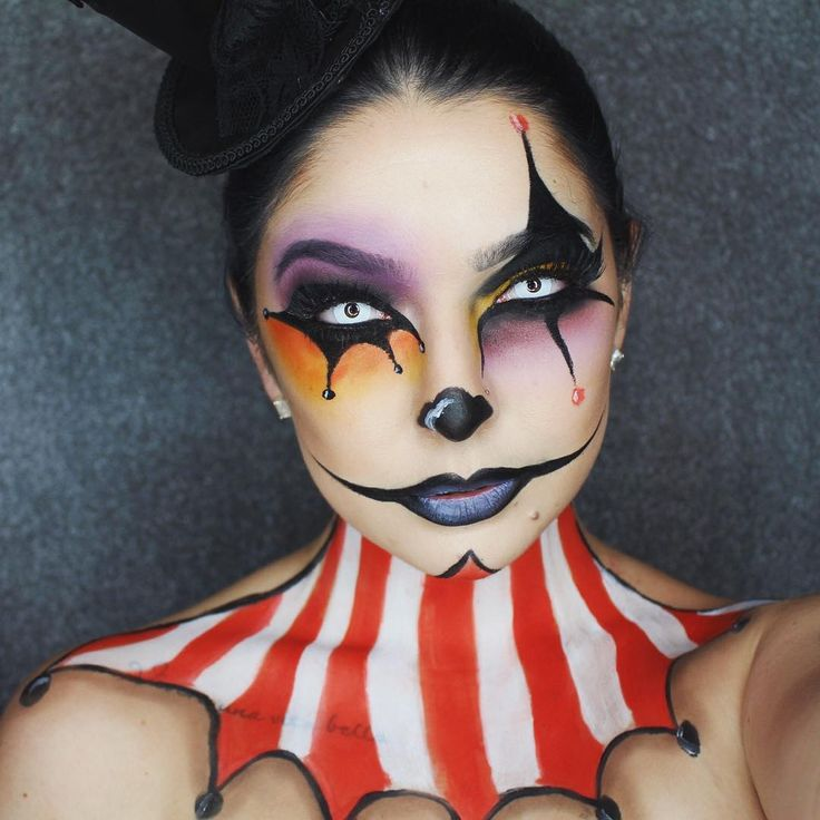 Last nights freak show  Tutorial coming soon on my YouTube Channel…
