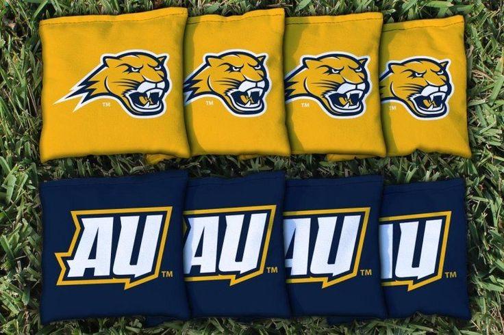 Cornhole All Weather Bag Set - Averett University Cougars