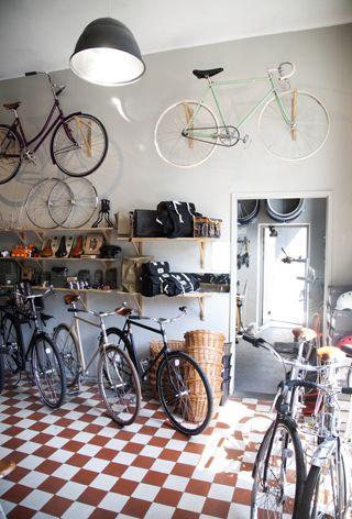 Future cool bike workshop