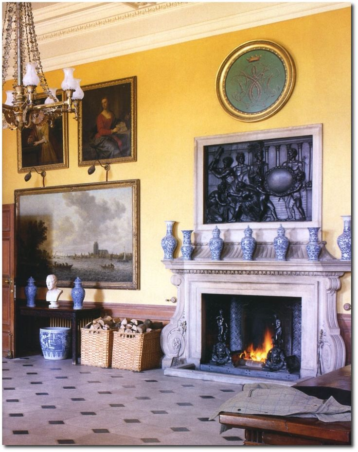Melissa Wyndham Petworth House The World Of Interiors Tim Beddow