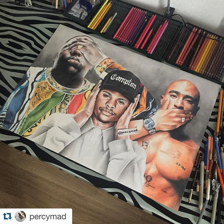 #HipHop #Legends #RIP #DopeArt #Art #HipHopMadeMeDoIt #Biggie #EazyE #Tupac #2Pac  #Repost @percymad  WISE MONKEYS STYLE - format 45x64cm  Qu'en pensez vous ?! Tag your friend !  150 exemplaires originaux sont disponibles  sur mon site (link in bio). Video bientôt sur ma chaine YouTube #draw #drawing #artist #picsofday #artofday #like4like #tagsforlikes #nawden #instagood #percymad #notorious #tupacshakur #nwa #compton #biggiesmalls #nyc #straightouttacompton #worldstarhiphop #hiphopmusic by…