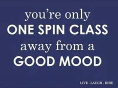funny spin class quotes - Google Search