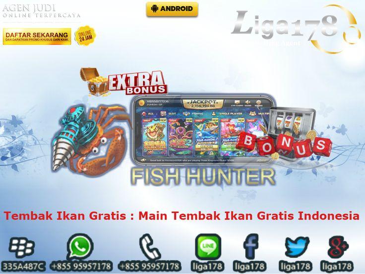 Tembak Ikan Gratis : Main Tembak Ikan Gratis Indonesia | Mainan, Ikan, Beri
