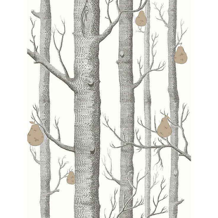Buy Cole & Son Woods And Pears Wallpaper | John Lewis