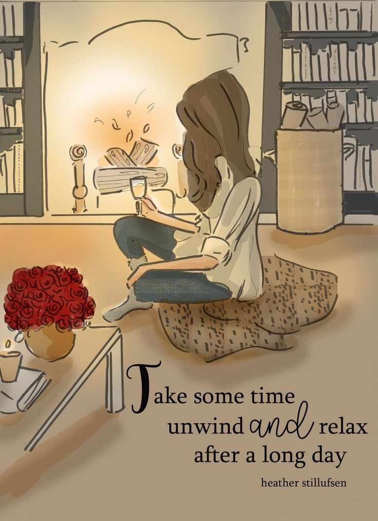 Unwind and Relax....enjoy my solitude