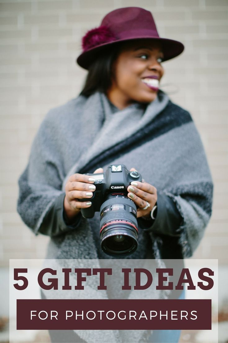 5 gift ideas for photographers under $200