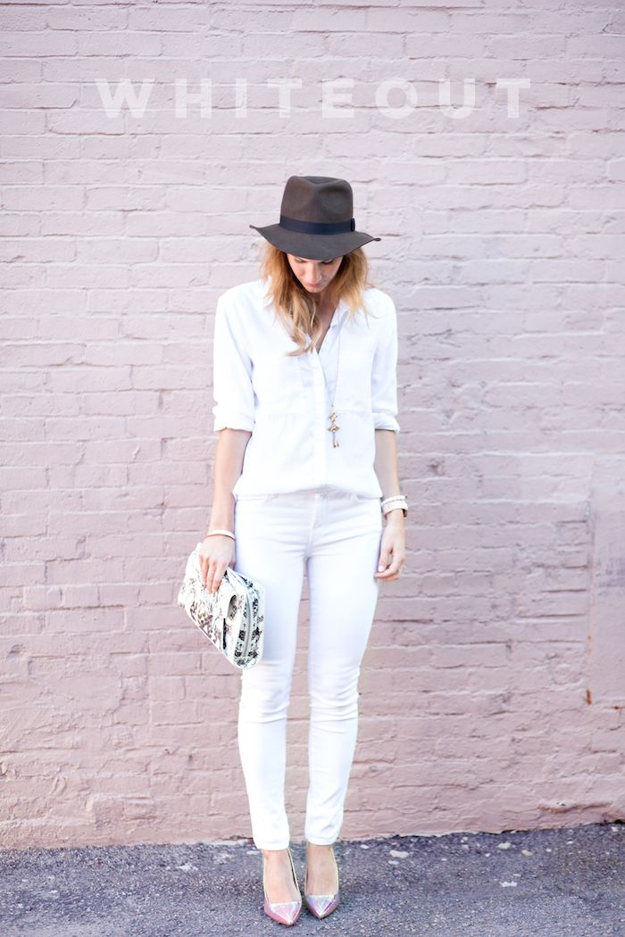 boston fashion blog, boston fashion blogger, boston style, boston style blog, boston style blogger, how to wear fedora, all white outfit, white on white outfit, madewell fedora, madewell hat, outfit inspiration, rose gold and peach watch, summer outfit ideas, summer outfit inspiration, summer style, the fifth watches, jcrew iridescent pumps, proenza schouler PS13 clutch, weekend style