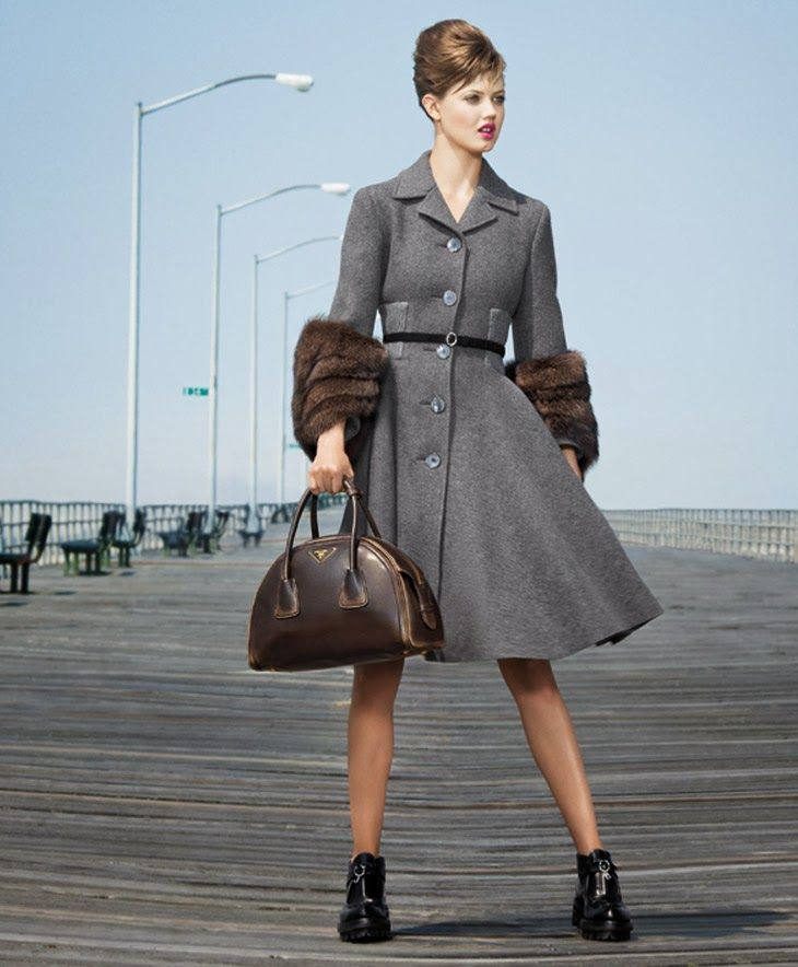 Lindsey Wixson and RJ King for Americana Manhasset