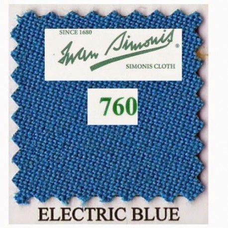 Kit tapis Simonis 760 7ft UK Electric Blue - 140,00 €  #Jeux