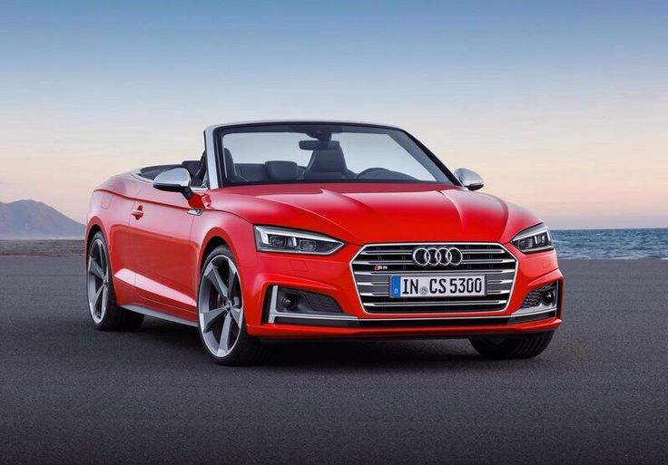 What you see here, is a big deal. The new Cabrio-version of the Audi S5 will cost much much more than the first gen. model. The Cabriolet developed 6 cylinders and horny 354HP.The new midsize-Cabriolet is grown up on 4,67meters. The soft top is closing to 31.1mph in 18 seconds and opening in 15 seconds.The 2017 model becames the gorgeous LED- matrix lights at the front which will look fantastic.Competitors will be only the BMW 4 Series Cabrio and the Mercedes-AMG45 C-Class with the Ford…