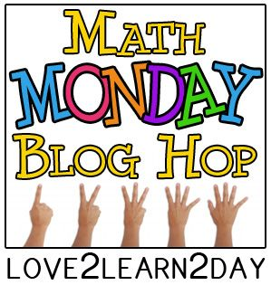 How Do I Participate in Math Monday Blog Hops? - everything you need to know about participating in the new Math Monday Blog Hops. This year they are organized by THEME and stay open all school year. Come read and participate!