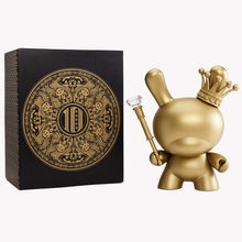 A glance at Kidrobot's 10th anniversary exclusives photo