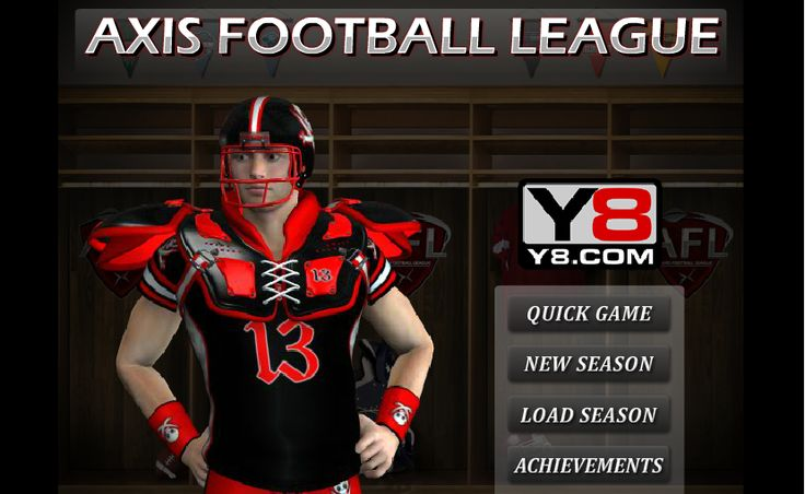 Axis football league unblocked is ready for you if you