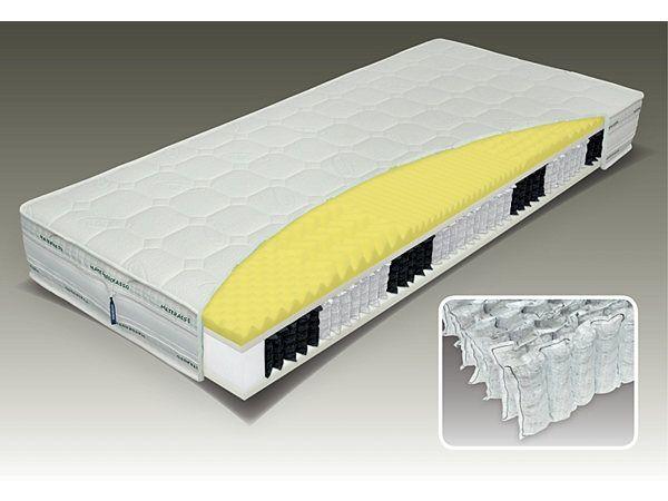 Jetzt Visco-Taschenfederkernmatratze, »California«, Materasso günstig im schlafwelt Online Shop bestellen