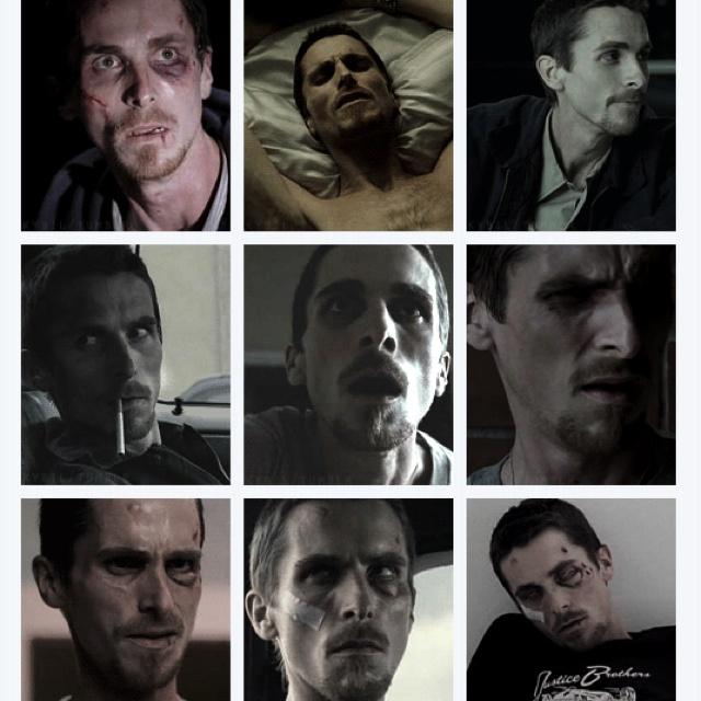 The Machinist - Christian Bale