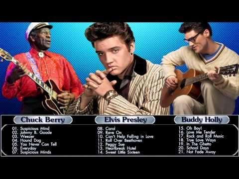 Elvis Presley,Chuck Berry,Buddy Holly : Greatest Hits - Rock 'n' roll Co...