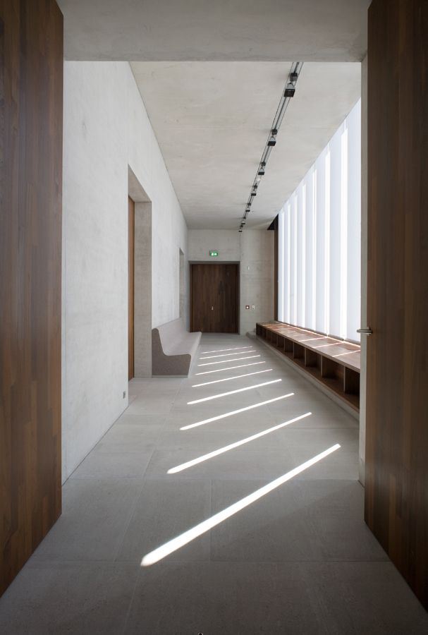 Museum of Modern Literature, Marbach am Neckar, David Chipperfield Architects © Nathan Willock