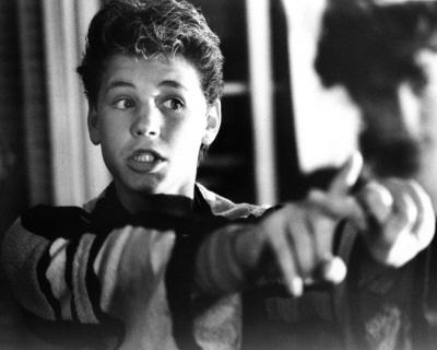 Corey Haim as Sam Emerson in The Lost Boys