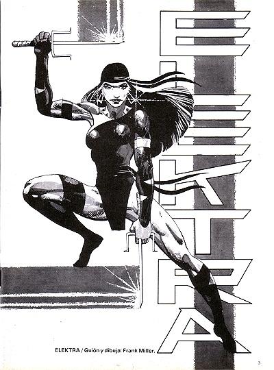 Elektra Lives Again - Frank Miller