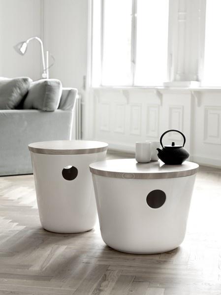Kähler ceramics coffee table