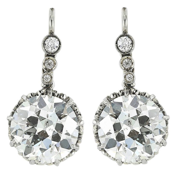 Carat Diamond Earrings