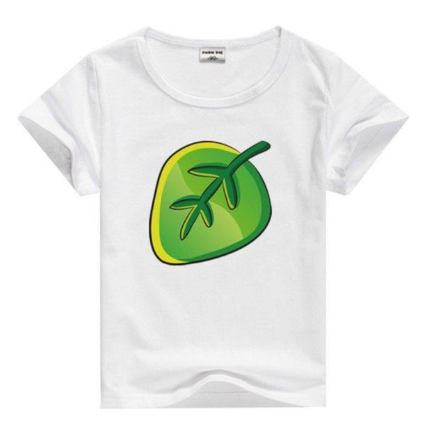 Dětské krásné tričko s krátkým rukávem lístek – détká trička + POŠTOVNÉ ZDARMA Na tento produkt se vztahuje nejen zajímavá sleva, ale také poštovné zdarma! Využij této výhodné nabídky a ušetři na poštovném, stejně jako …