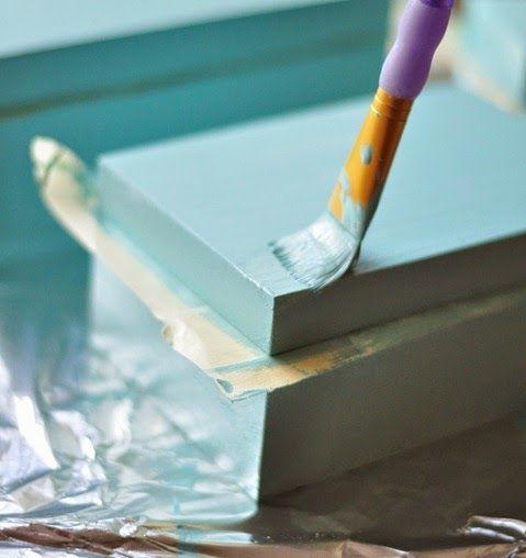 Como Pintar Caixas   Artesanato na Prática