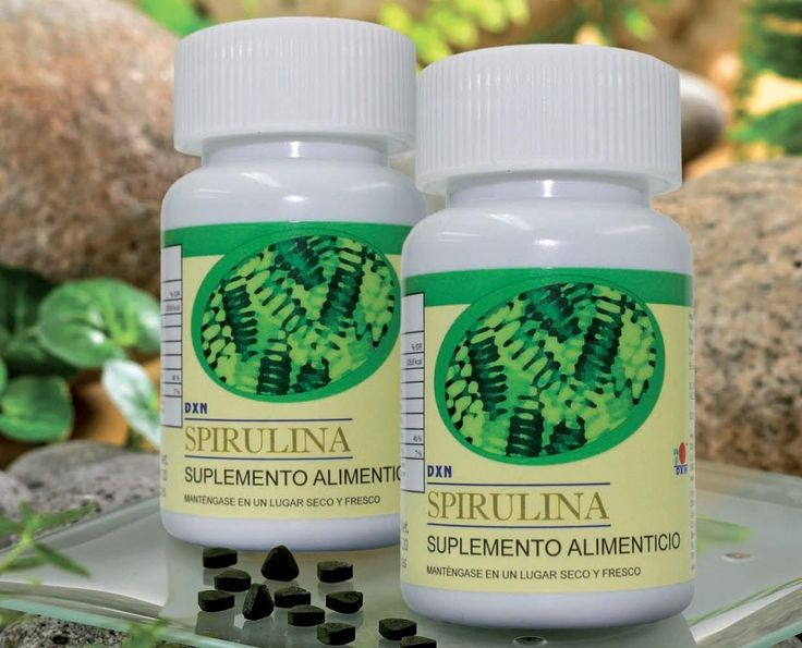 Video de DXN sobre la Espirulina.