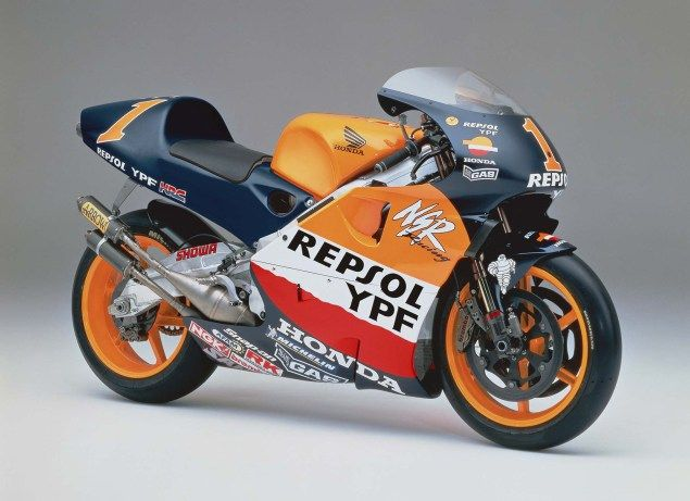 Honda NSR500 2000