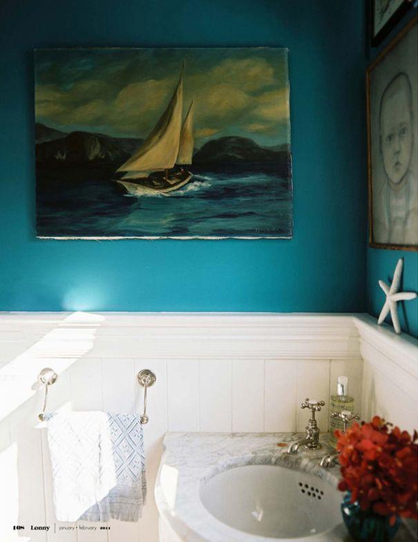 Benjamin Moore: Calypso Blue